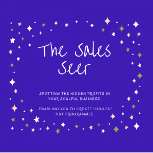 the sales seer logo